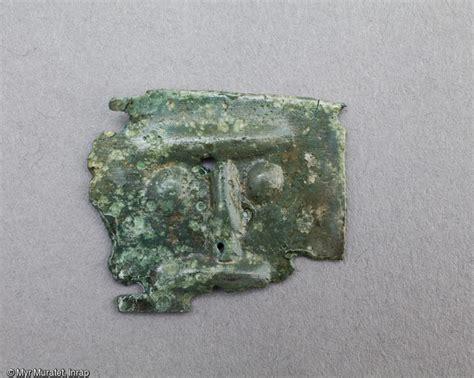 mobilier d 233 couvert dans un sanctuaire gallo romain au