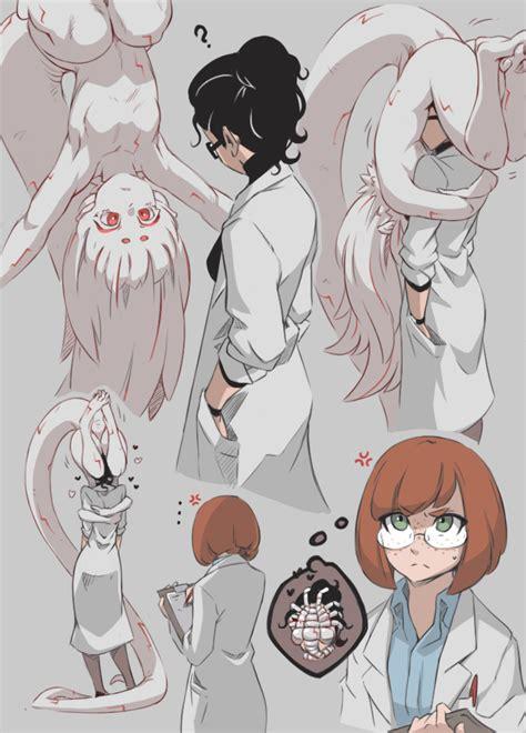 V N Quot Looicia Csnoucbwav Startedtail Yuri Anime Lesbian Sex Monster Girl Ecchi