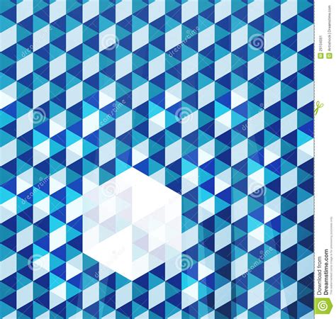 Blue Modern Geometric Design Template Stock Image Image 29104091 Geometric Design Templates