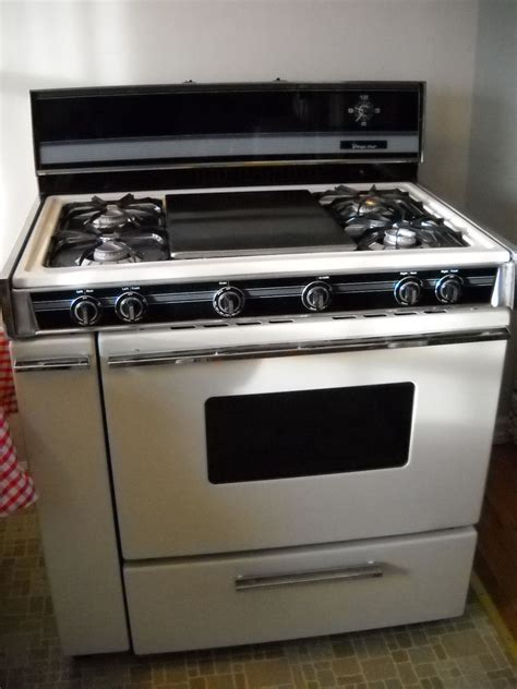 Oven Gas Lokal 36 quot magic chef gas stove works perfectly local up 07920 nj wasn t in ebay