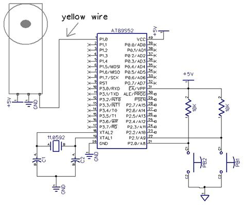 rc servo motor circuit servo motor circuit page 3 automation circuits next gr