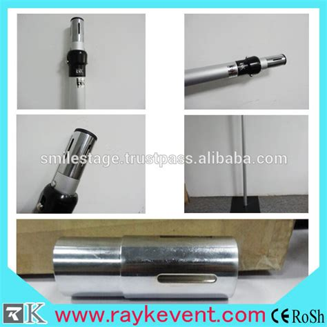 pipe and drape accessories metal curtain pole and accessories pipe and drape kits