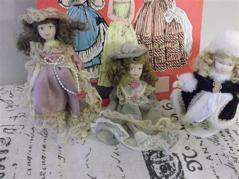 porcelain doll book miniature porcelain dolls paper dolls book