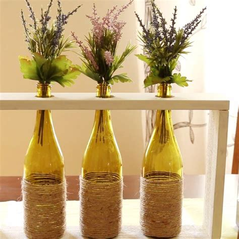 wedding centerpieces wine bottles best 20 painting wine bottles ideas on