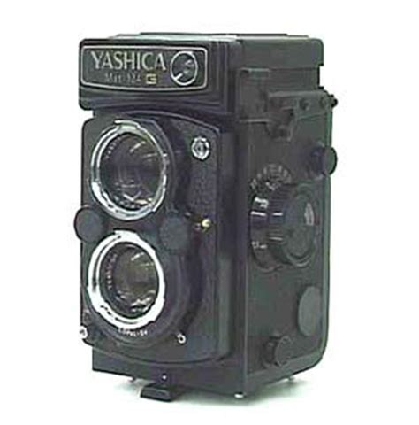 Yashica Mat 124g Value by Mj I Howto Yashica Mat 124g