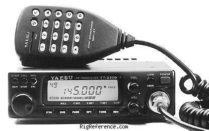 Filter Keramik Recive Icom 2200 yaesu ft 7200 specifications rigreference