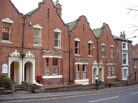 terraced house heritage connect lincoln