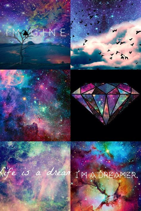 iphone wallpaper tumblr colorful colorful galaxy with quote tumblr www imgkid com the