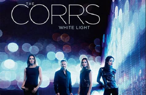 the corrs white light album tracklist streaming