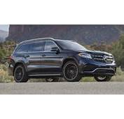 Mercedes AMG GLS 63 2017 US Wallpapers And HD Images  Car Pixel