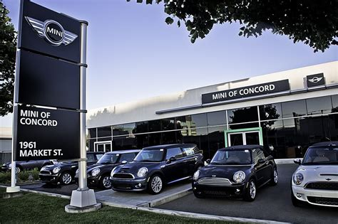 St Mini Mba Reviews by Mini Of Concord 36 Photos 286 Reviews Dealerships