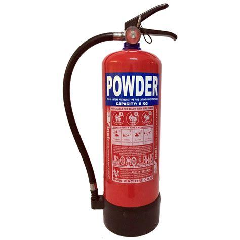 alat tabung pemadam api ringan 6 kg abc chemical powder en 615 standard elevenia