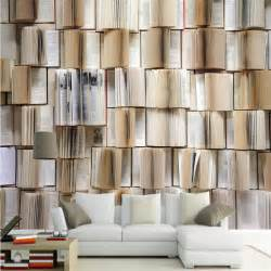 popular book cover wallpaper buy cheap book cover spice up your home with decor from india