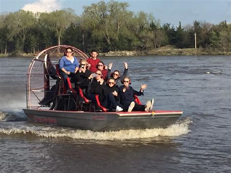 nebraska airboat tours are exciting river adventures - Airboat Nebraska
