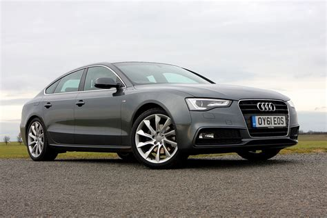 Audi A5 Sportback 2012 Review by Audi A5 Sportback Review 2009 2016 Parkers