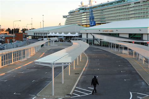 Furniture Degree by City Cruise Terminal Forecourt Southampton Projects