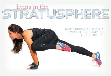 trish stratus health 20 best yoga stratusphere images on pinterest trish