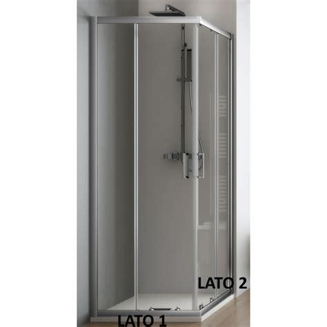 cabine doccia cristallo cabina doccia box doccia angolare cristallo 6 mm profilo