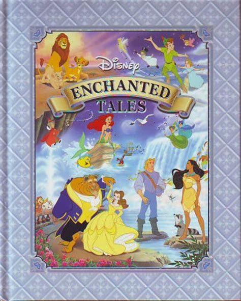 And The Enchanted L by Disney Enchanted Tales Book Disney Wiki Fandom Powered By Wikia