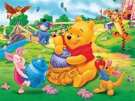 Winnie The Pooh Home Decor by Pin Obrazky Medvidek Pu 7jpg On Pinterest