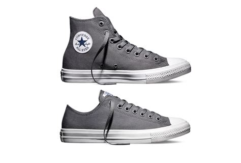 Converse Chuck Tailor converse chuck all ii charcoal available