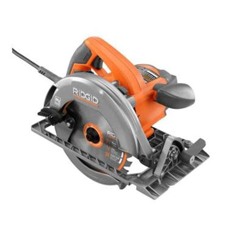 Circular Saw Guide Home Depot by Ridgid 15 7 1 4 In Circular Saw R32022 The Home Depot