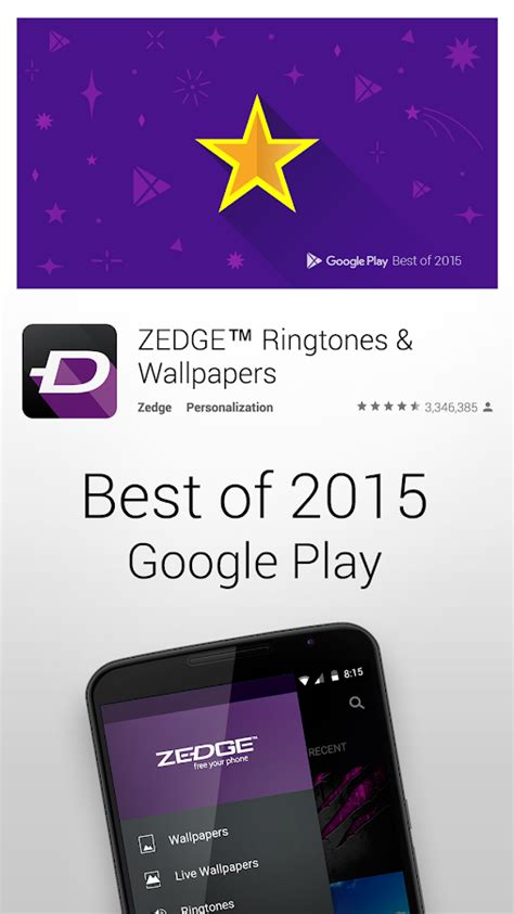 zedge ringtones for android zedge ringtones wallpapers android apps on play