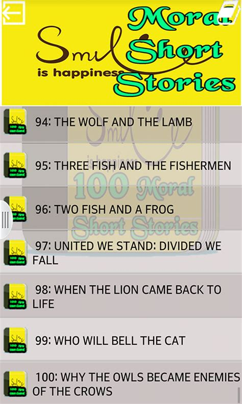 spanish short stories for beginners 8 modern hilarious 100 moral short stories android apps on google play