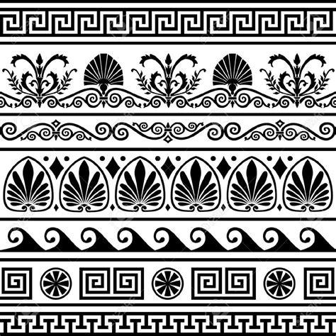 Pattern Greek Vector | 23 greek ornament mosaic patterns patterns design