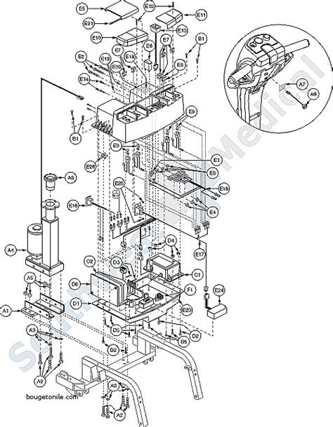 pride victory mobility scooter wiring diagram