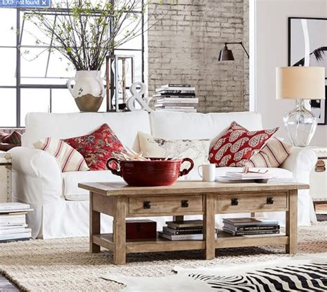 pottery barn comfort sofa in my own style thrifty diy decorating ideas for your