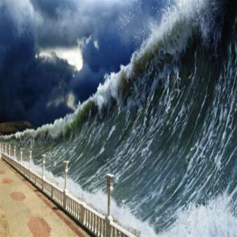 Tsunami Also Search For What Causes Tsunamis Earthlife