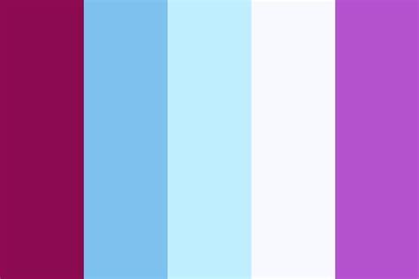 frozen color frozen color palette