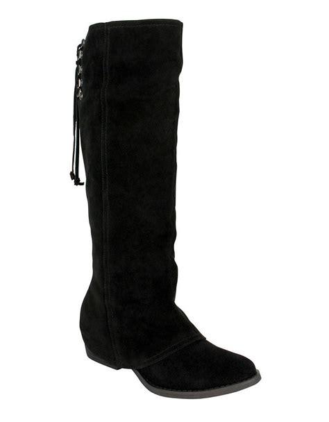 monkey arctic solstice suede shaft boots in