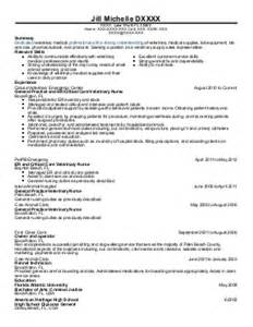 Sterile Technician Sle Resume by Sterile Processing Shift Supervisor Surgical Technician Resume Exle Moncrief Army Community