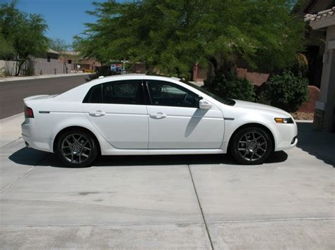 T Nuts 2007 Acura Tl Specs Photos Modification Info At