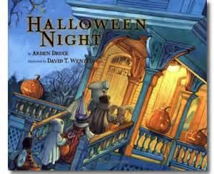 kids halloween books halloween night