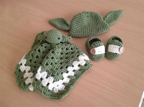 crochet baby baby s crocheted yoda fashion make