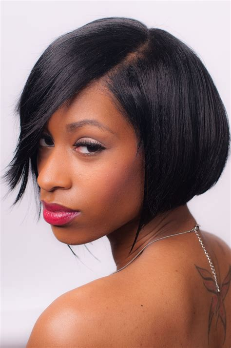Hairstyles For Black With Hair by Black Hairstyles Black Hair Salon Houston