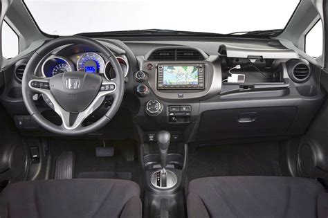 Honda Fit Interior Dimensions by 2012 Honda Fit Review Specs Pictures Price Mpg