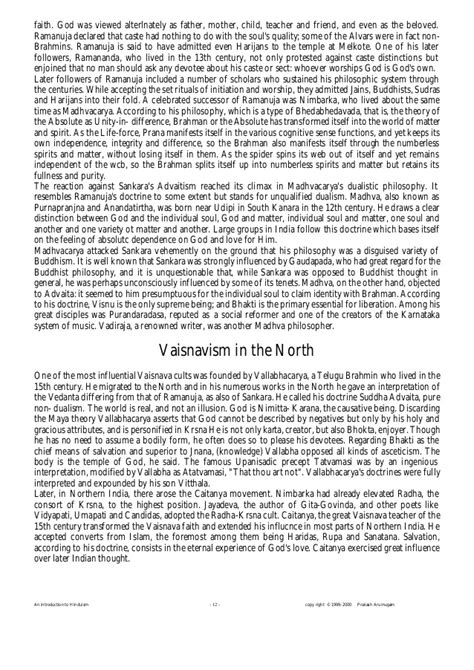 Hinduism Essays by Essay Hinduism