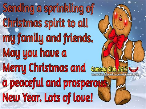 sending christmas spirit    family  friends pictures   images  facebook