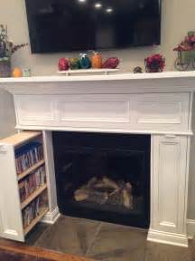 how to make a fireplace surround diy fireplace surround ideas homedesigntime blog74