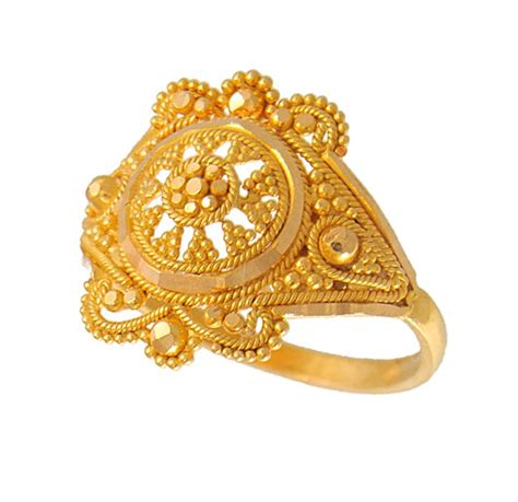 stylish jewellery indian gold rings designs for