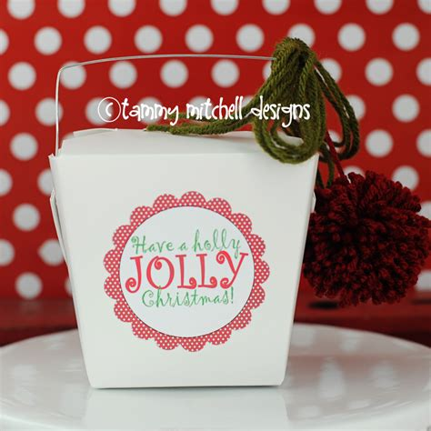 freebie free printable christmas tags have a holly jolly