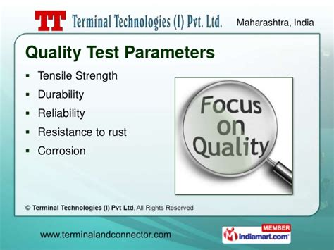 Maha Background Check Automotive Electrical Components By Terminal Technologies I Pvt L