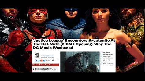 Grindhouse Disappoints At Box Office by Justice League Box Office Disappointment