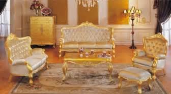 Golden Furnishers Decorators 15 Baroque Designed Living Rooms Home Design Lover