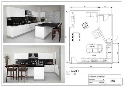 Kitchen Plan Ideas by Kitchen Floor Plan Layouts Designs For Home