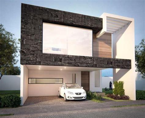 imagenes de bardas minimalistas las 25 mejores ideas sobre fachadas de casas modernas en